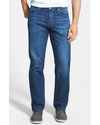 AG Adriano Goldschmied 'Protege' Straight Leg Jeans - Lyst