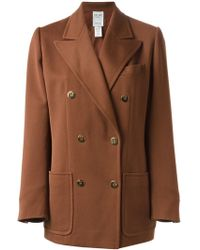 Céline Vintage Two Piece Suit - Lyst