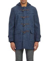Brooklyn Tailors Handmade Duffle Coat - Lyst