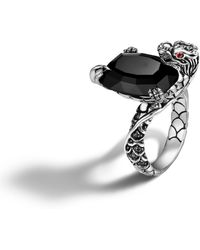 John Hardy Medium Octagon Ring - Lyst