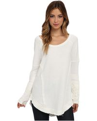 Free People U Dont Own Me Tunic - Lyst