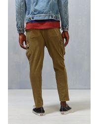 Koto Muroto Knit Cargo Pant - Green