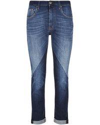 True Religion Grace Slim Boyfriend Jeans - Lyst