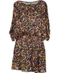 Tucker Short Dress - Lyst