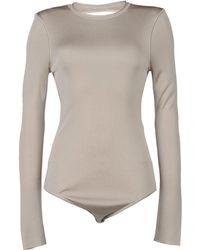 Celine Long Sleeve T-Shirt - Lyst
