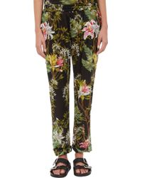 Etoile Isabel Marant Floral Voile Wilford Pants - Lyst
