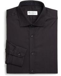 Robert Graham Regular-Fit Solid Dress Shirt - Lyst