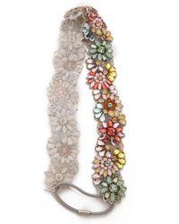 Jenny Packham Ananti Headband - Multicolour