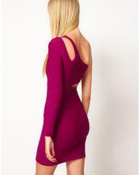 Boulee Long Sleeve Ciara Dress - Purple