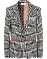 Paul by Paul Smith - Prince Of Wales Jacket - Lyst