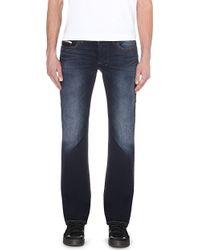 Diesel Zatiny Regular Bootcut Mid-Rise Jeans - For Men - Lyst