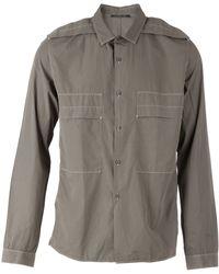Nicolas Andreas Taralis - Pocket Shirt - Lyst