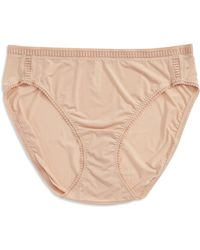 On Gossamer French Cut Panties - Lyst