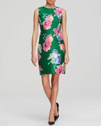 Kate Spade Blooms Della Dress - Lyst