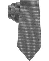 DKNY Silk Dot Tie - Lyst