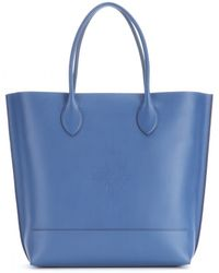 Mulberry Blossom Leather Shopper - Lyst