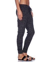 A Fine Line Ava Drop Crotch Sweatpants - Lyst