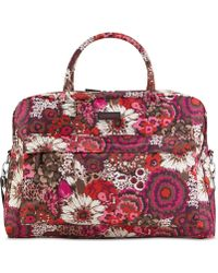 Vera Bradley - Perfect Companion Travel Bag - Lyst