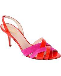 Kate Spade Sasha High-Heel Sandals - Lyst