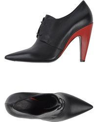 Vic Matie' Lace-Up Shoes - Lyst