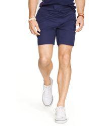 Ralph Lauren Wimbledon Ball Boy Short - Blue
