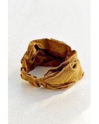Urban Renewal - Remade Gauze Headwrap - Lyst