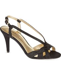 Nine West Illiona Embellished Sandals - Lyst