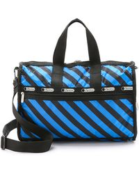 LeSportsac Medium Weekender - Ace Stripe - Lyst