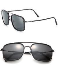 Giorgio Armani | 58mm Square Sunglasses | Lyst
