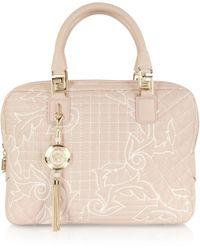 Versace Powder Vanitas Demetra Quilted Bag - Lyst