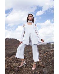 Jovana Markovic | White Pants | Lyst