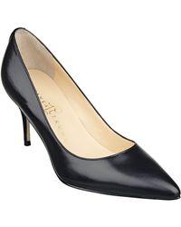 Ivanka Trump Tirra Patent Leather Heels - Lyst