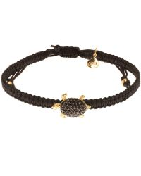 Tai - Gold-Tone Turtle Bracelet - Lyst