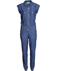 H&M Jumpsuit In A Lyocell Blend - Lyst