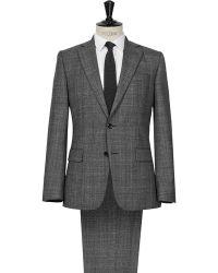 Reiss Galata Modernfit Check Suit - Lyst