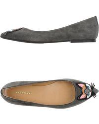DSquared² Ballet Flats - Grey