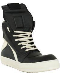 Rick Owens Sneakers-Geobasket - Lyst