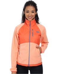 The North Face Orange Mcellison Jacket - Lyst