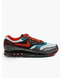 Nike Men'S Air Max Lunar1 Deluxe Qs Sneakers - Lyst