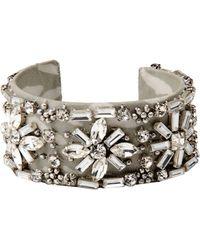 Isabel Marant Bracelet gray - Lyst