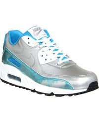 Nike Air Max 90 Premium Trainers - For Women - Lyst