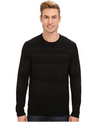 Calvin Klein Merino Acrylic Sweater - Lyst