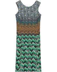 Missoni Lurex Short Sequin Dress - Lyst