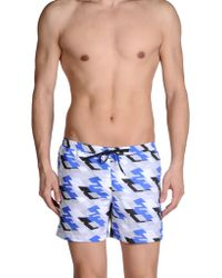 Dirk Bikkembergs - Swimming Trunks - Lyst