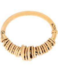 Chloé Freja Brass Bracelet Freja Brass Bracelet gold - Lyst