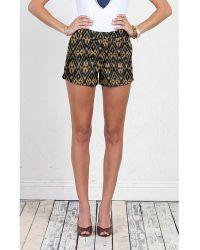 Henry & Belle - Trouser Short Short - Lyst