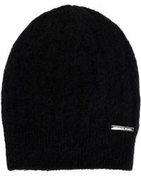 MICHAEL Michael Kors Slouchy Beanie Hat - Black