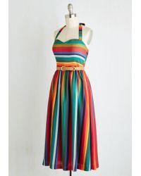 ModCloth | My Zest Intentions Dress | Lyst