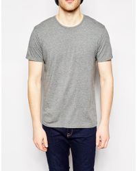 Esprit Crew Neck T-Shirt - Lyst