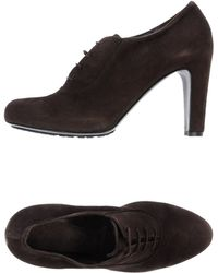 Roberto Del Carlo Lace Up Shoes - Lyst
